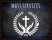 REGULAR MASS TIMES