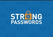 Use smart passwords online!