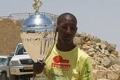 בזה נבבה ניצח בתחרות מרתון ביום חמישי בתאריך 3/7/2014