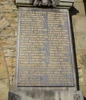 The Lepton Memorial