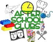 After School Clubs Showcase: Nov 20th