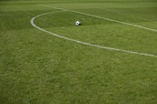 This is a soccer feild