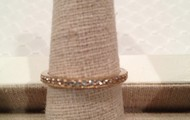 ETERNITY BAND GOLD SIZE 7