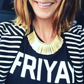 Grab Our Essential Fringe Necklace for $34