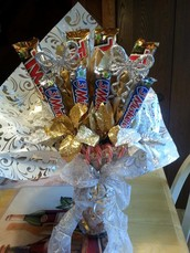 Bouquets for any ocassion