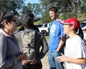 Kari Kimura, Sierra Foothill Conservancy Volunteer