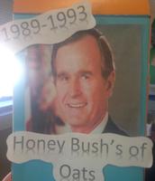 American History 2: Breakdown of Presidents Since Reagan