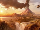this is a valcano