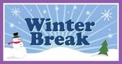 No School February 15th-19th