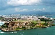 San Juan the capital of Puerto Rico