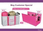 May Customer Special