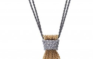Windsor Tassel Necklace