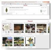 Pinterest de SAdA Travel