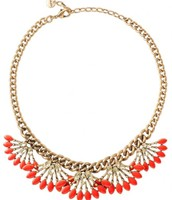 CORAL CAY NECKLACE - $50