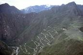A Road to Machu Picchu