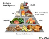 Recommended Food Pyramid