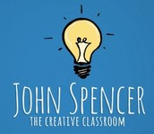 Interesting Reads From John Spencer on Imagination and Students as Makers