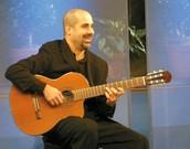 Тони Романо, блестящий американский джазовый гитарист