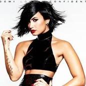 Demi's Album and Single, 'Confident'