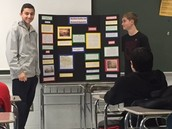 NHD Group Poster Presentation