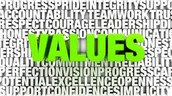 My Values Results