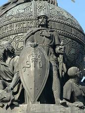 Rurik takes control of novgorod