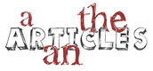 Articles in the English lanquage