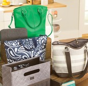 All kinds of bags and wallets