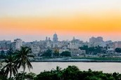 The Cuban city