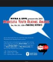 The MYRAs are on October 24th!