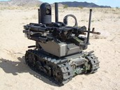 What task does the robot perform? What human function or task does this robot simulate?