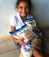 Manna Pack is one organization that packages and ships food to places that need it.