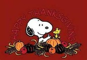 May you have a wonderful Thanksgiving Holiday!