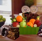 Fruit Variety Gift Basket
