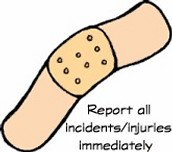 Report accidents