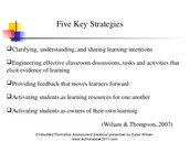 5 Key Strategies