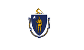 Massachusett's state flag