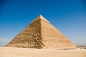 Steps to building pyramids