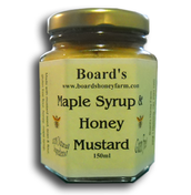 Maple Syrup Mustard
