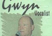 Gwyn Pritchard Vocalist