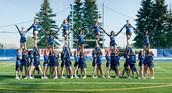 school cheer