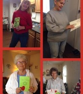 CANNON CUBS BRIGHTEN HOLIDAYS FOR GRACE SENIOR CITIZENS!