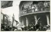 הפגנת היהודים כנגד הפרעות בבגדאד
