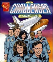 The Challenger Explosion by Heather Adamson
