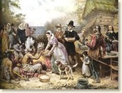 The First Thanksgiving