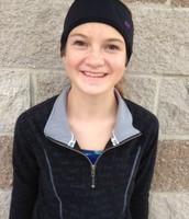 Riley Shine, Fr., Girls Varsity Cross Country