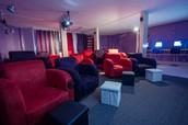 Une salle de cinema