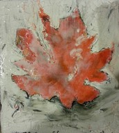 Giant Maple Leaf by Chuck Potter
