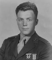 Capt. George William Stivers, Jr., USMC