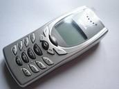 Phones in 2001
